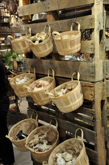 diy pallet basket combo diy pallet ideas